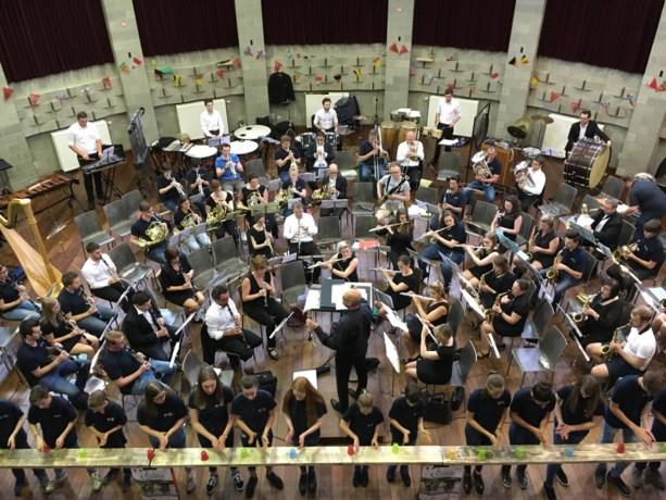 Druk weekend voor de Koninklijke Harmonie van Peer